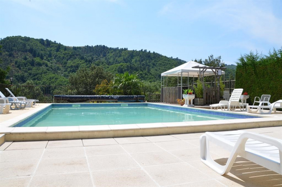 Holiday rentals Vals-les-Bains - Cottage - 4 persons - Garden furniture - Photo N° 1