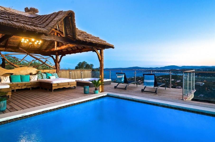Villa pour 9 pers. avec piscine privée, Roquebrune-sur-Argens