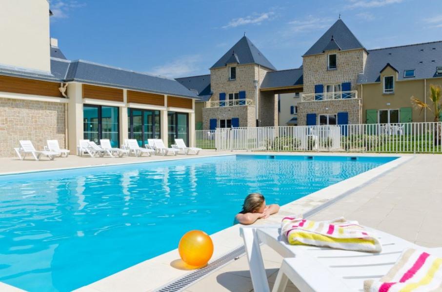 Maison 4 à 6 pers à Saint Malo dans résidence avec piscines intérieure et extérieure