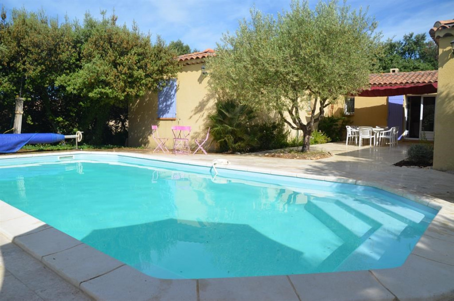 Holiday rentals Bédoin - House - 8 persons - BBQ - Photo N° 1