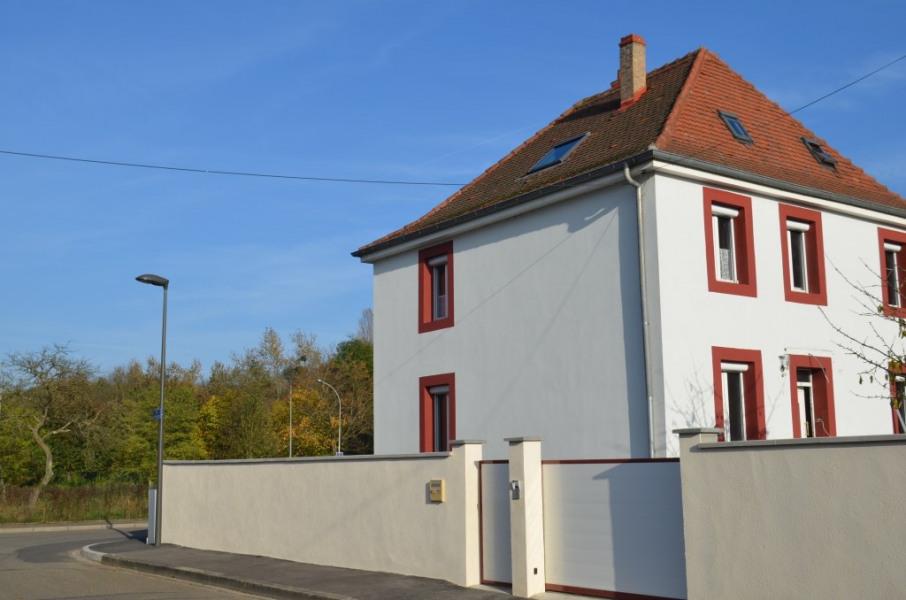 Appartement neuf dans une maison individuelle