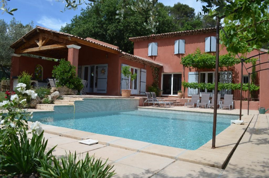 Location vacances Draguignan -  Maison - 8 personnes - Barbecue - Photo N° 1