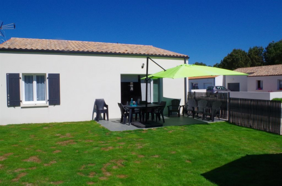 Location vacances Les Mathes -  Maison - 5 personnes - Barbecue - Photo N° 1
