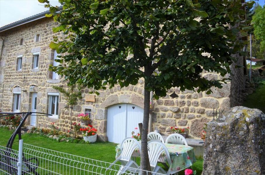 Alquileres de vacaciones Saint-Romain - Cabaña - 6 personas - BBQ - Foto N° 1