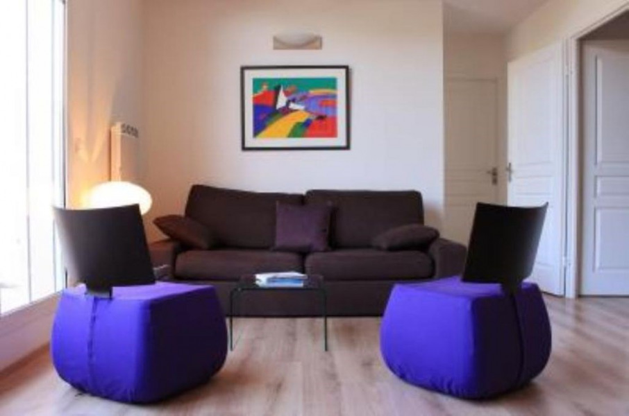 Location vacances Arcachon -  Appartement - 4 personnes - Chaise longue - Photo N° 1