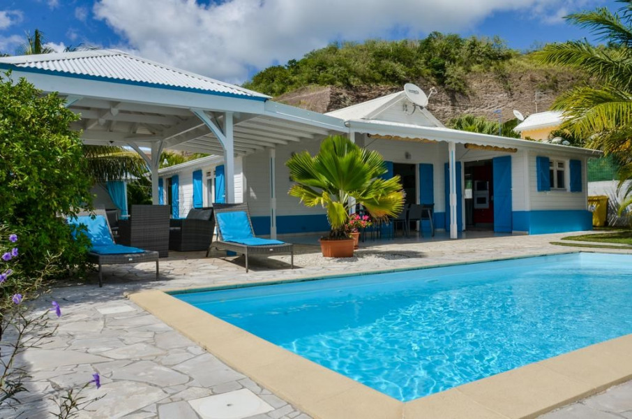 Holiday rentals Le Diamant - House - 8 persons - BBQ - Photo N° 1