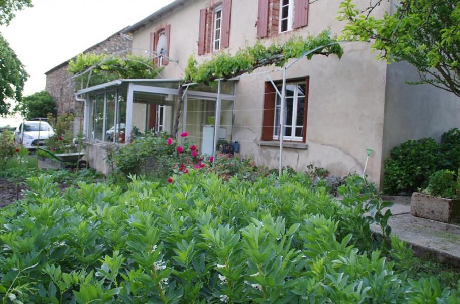 maison de famille côté jardin