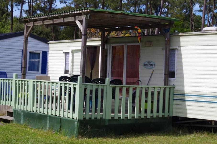 Location vacances La Tremblade -  Maison - 4 personnes - Chaise longue - Photo N° 1