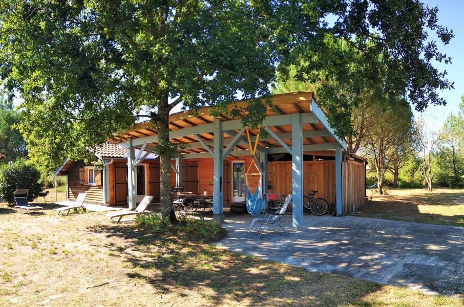 Location vacances Salles -  Gite - 4 personnes - Barbecue - Photo N° 1