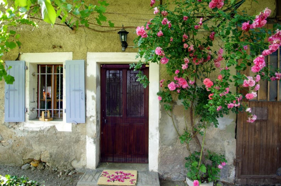 Location vacances Sales -  Maison - 3 personnes - Jardin - Photo N° 1