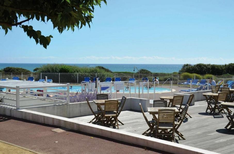 Alquileres de vacaciones Les Sables-d'Olonne - Apartamento - 5 personas - Silla de cubierta - Foto N° 1