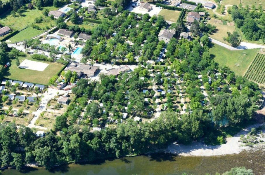 Camping Les Coudoulets, 114 emplacements, 42 locatifs