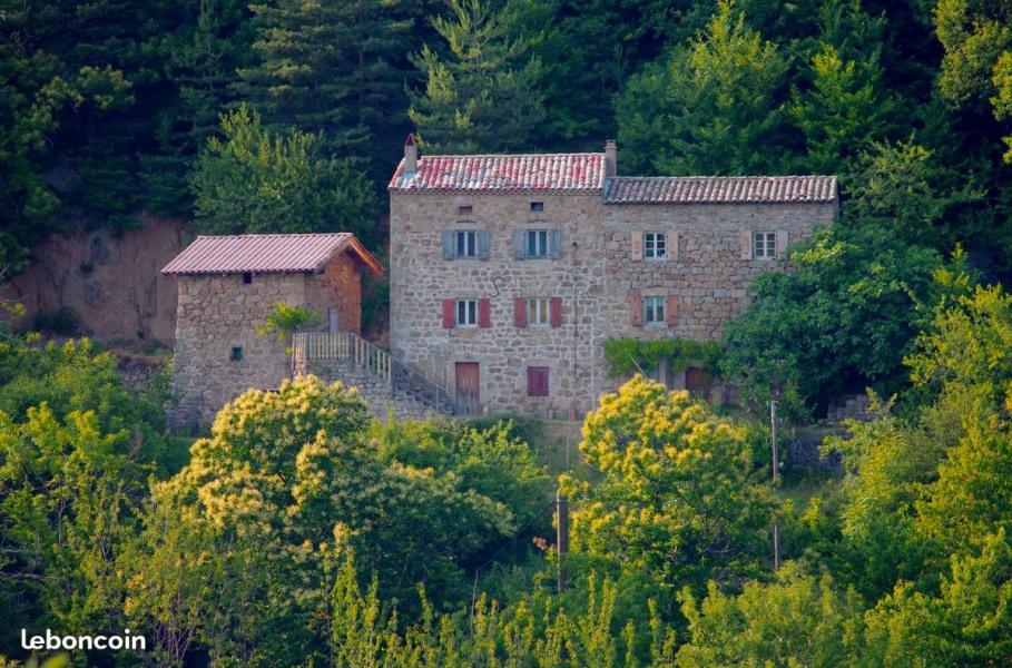 Maison dans la Châtaigneraie d'Ardèche