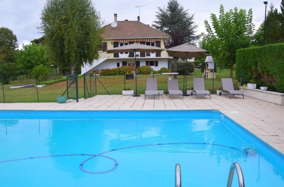 Appartement pour 4 pers. avec piscine, Annesse-et-Beaulieu