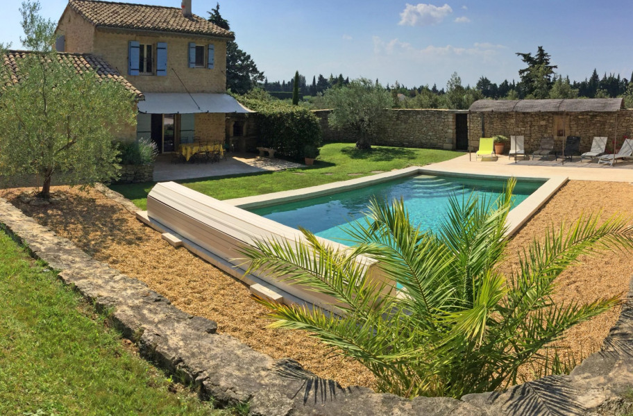Location vacances Cheval-Blanc -  Maison - 6 personnes - Barbecue - Photo N° 1