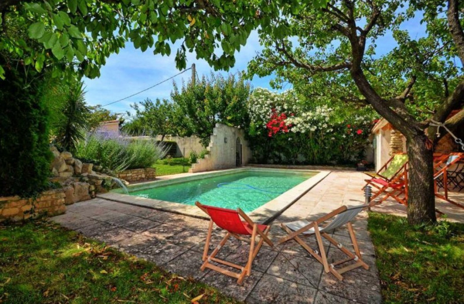 Location vacances Carpentras -  Maison - 10 personnes - Barbecue - Photo N° 1