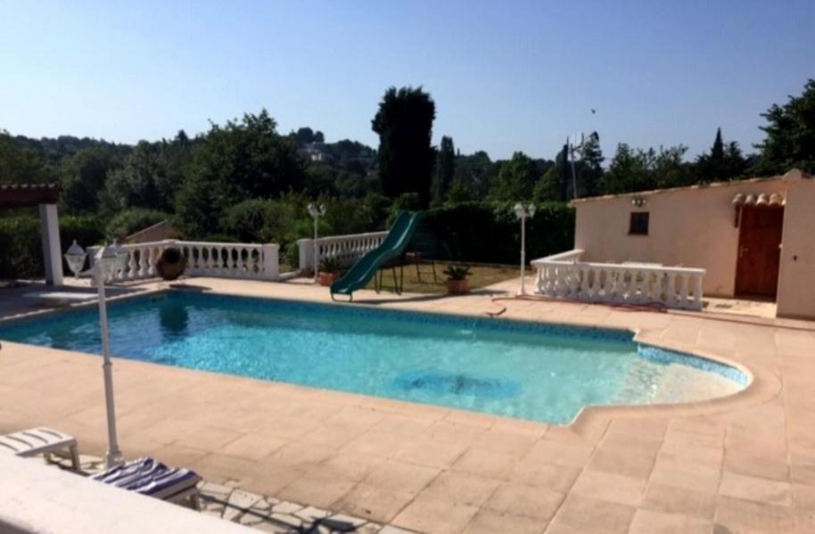Location vacances Cagnes-sur-Mer -  Appartement - 2 personnes - Chaise longue - Photo N° 1