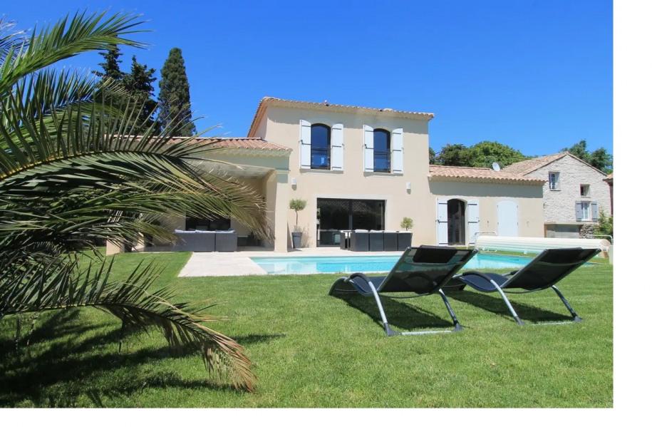 Alquileres de vacaciones Rochefort-du-Gard - Casa - 8 personas - BBQ - Foto N° 1