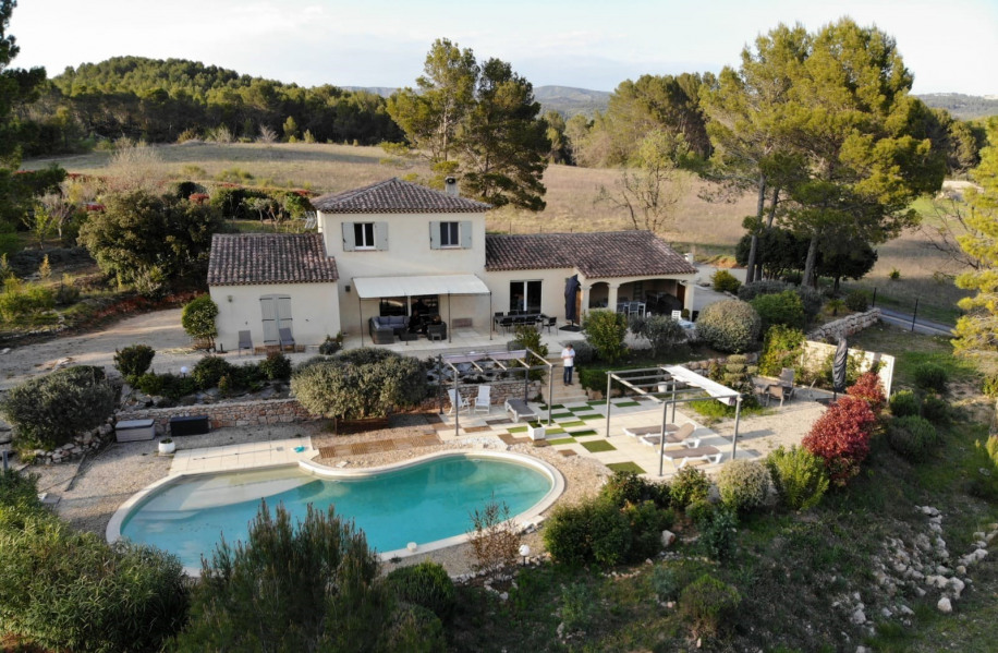 Holiday rentals Salernes - House - 8 persons - BBQ - Photo N° 1