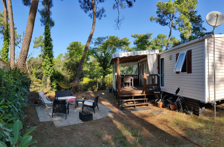 Holiday rentals Les Mathes - House - 6 persons - BBQ - Photo N° 1