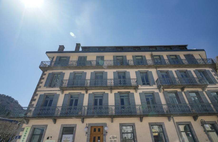 la residence  : appartement communiquant  au 1er étage