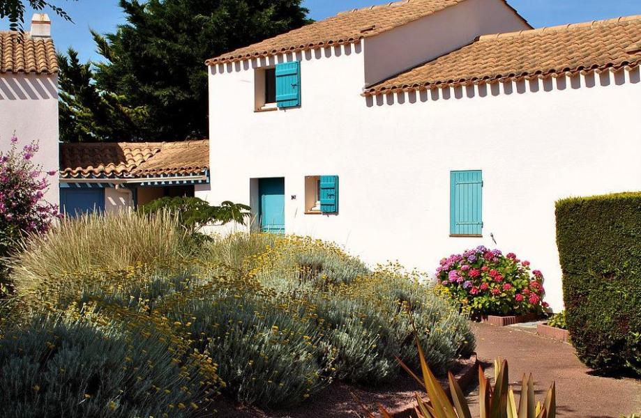 Location vacances Bretignolles-sur-Mer -  Maison - 5 personnes - Chaise longue - Photo N° 1