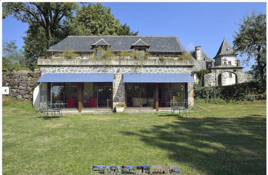 Location vacances Lacroix-Barrez -  Chambre d'hôtes - 2 personnes -  - Photo N° 1