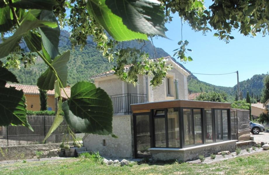 Un gîte insolite en Drôme Provençale !