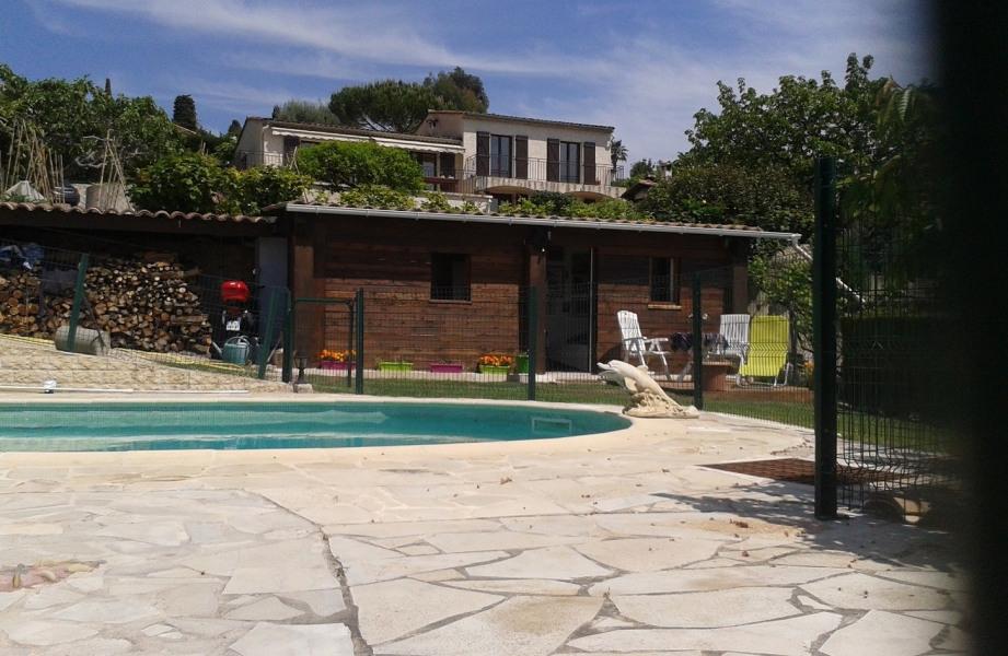 Location vacances Vence -  Gite - 3 personnes - Barbecue - Photo N° 1