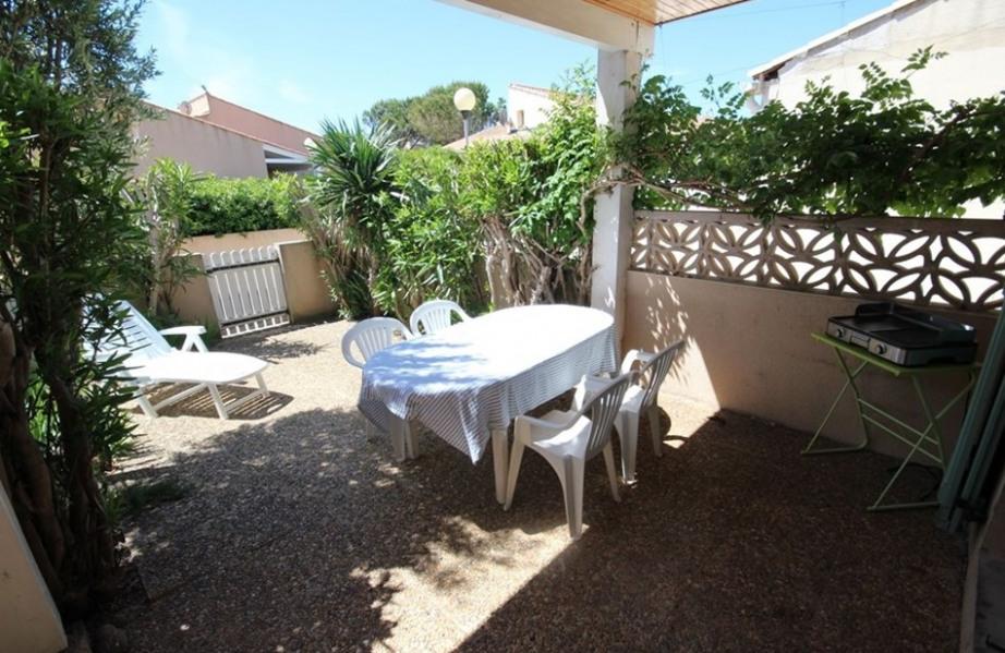 Location vacances Portiragnes -  Maison - 8 personnes - Barbecue - Photo N° 1