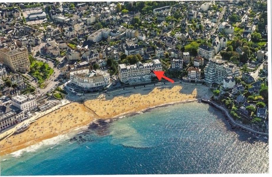 Appartement De Vacances A Dinard En Bretagne Pour 6 Pers 115m Seloger Vacances
