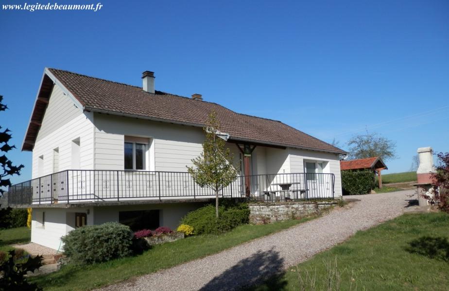 Maison De Vacances à Le Val Dajol En Lorraine Pour 5 Pers