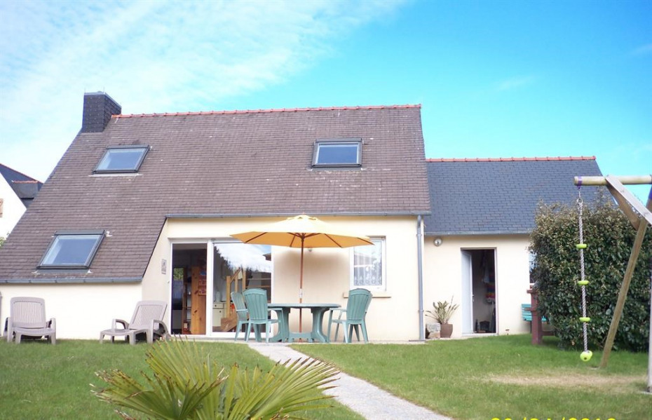 Holiday rentals Plouarzel - House - 6 persons - BBQ - Photo N° 1