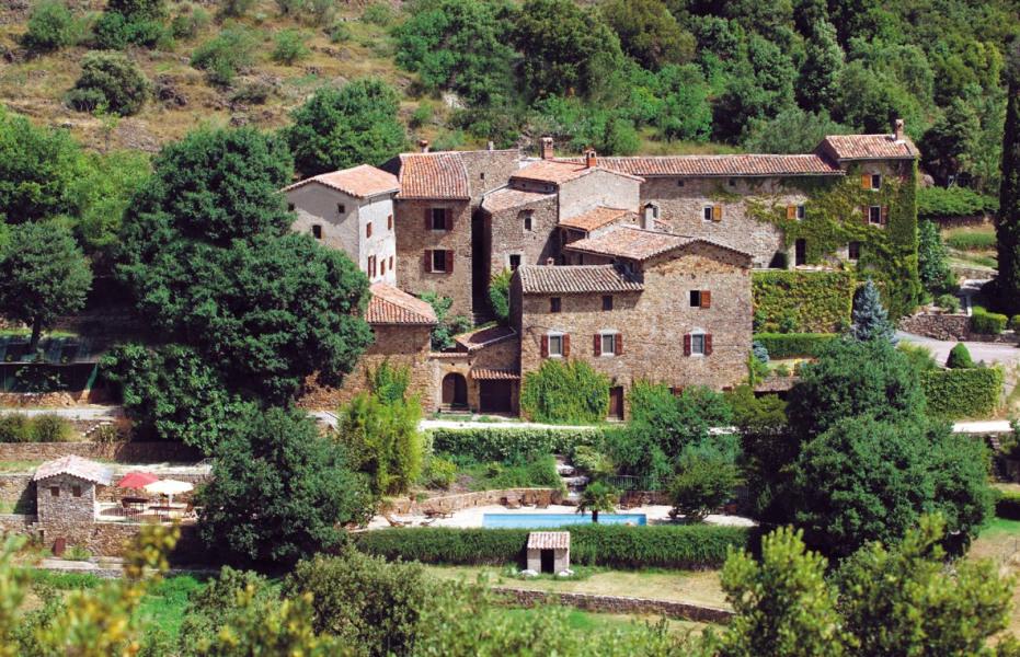 Ferienwohnungen Saint-Sébastien-d'Aigrefeuille - Hütte - 36 Personen - Garten - Foto Nr. 1