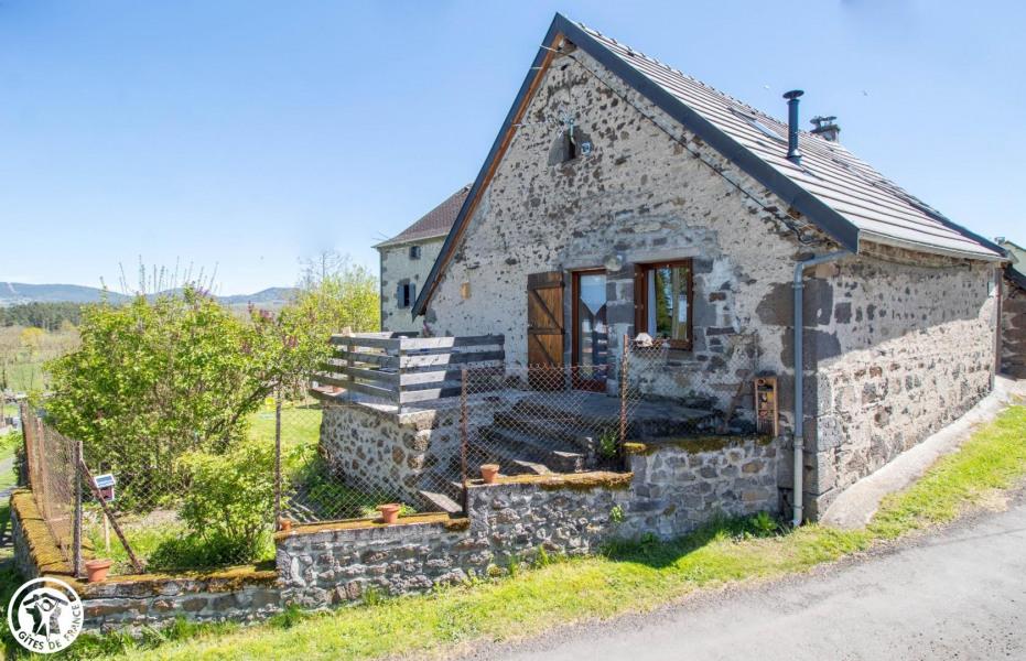 Location vacances Saint-Bonnet-près-Orcival -  Gite - 5 personnes - Barbecue - Photo N° 1