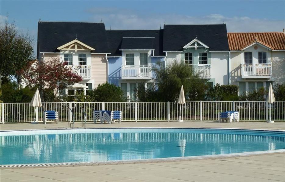 Villa pour 5 pers. avec piscine, Talmont-Saint-Hilaire
