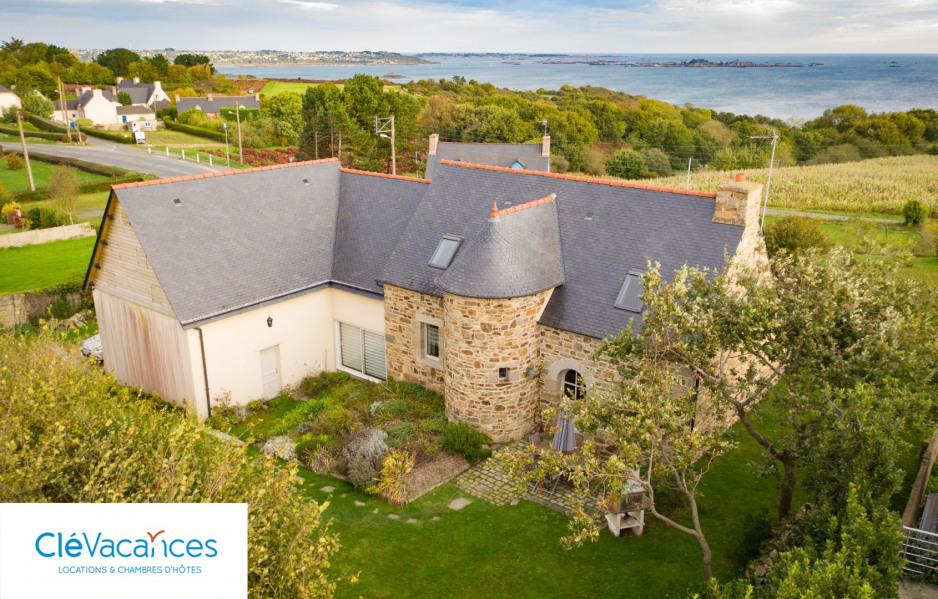 Holiday rentals Paimpol - House - 6 persons - BBQ - Photo N° 1