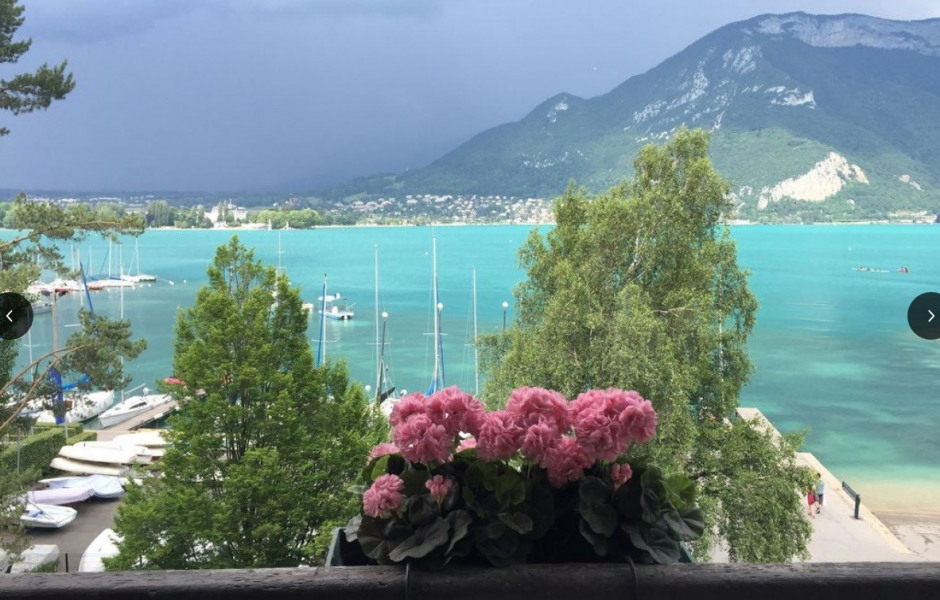 Location vacances Annecy -  Appartement - 6 personnes - Câble / satellite - Photo N° 1