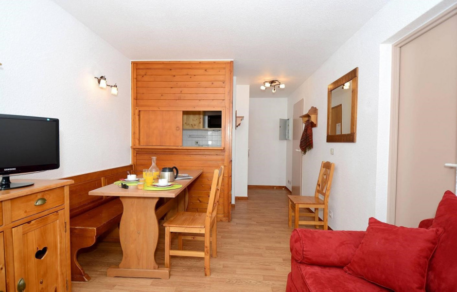 Appartement 2 pièces cabine 6 personnes