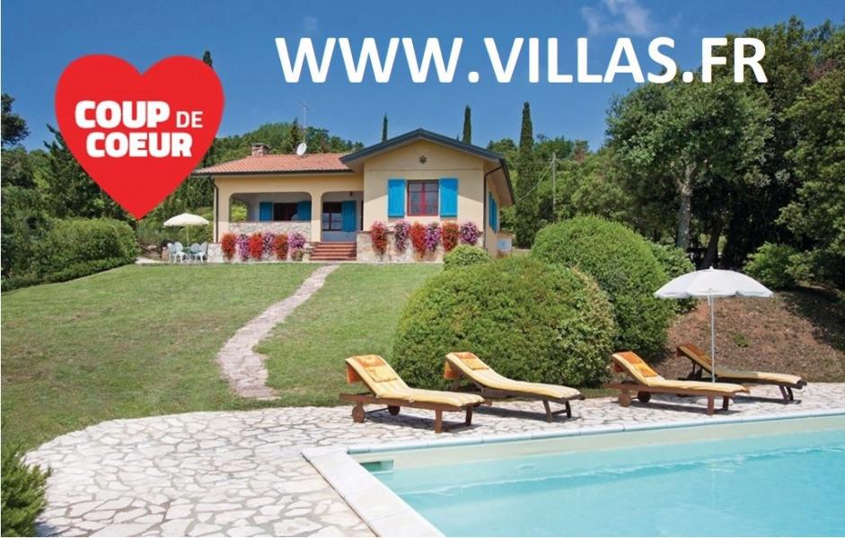 Location vacances Monteverdi Marittimo -  Maison - 6 personnes - Barbecue - Photo N° 1
