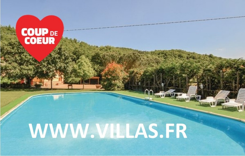 Holiday rentals Castel Focognano - House - 6 persons - BBQ - Photo N° 1
