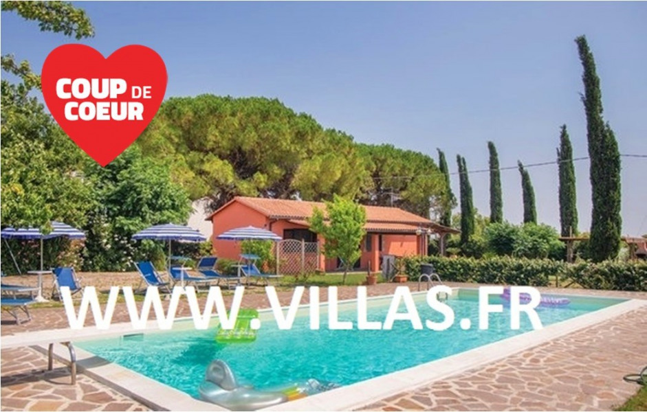 Holiday rentals Grosseto - House - 8 persons - BBQ - Photo N° 1