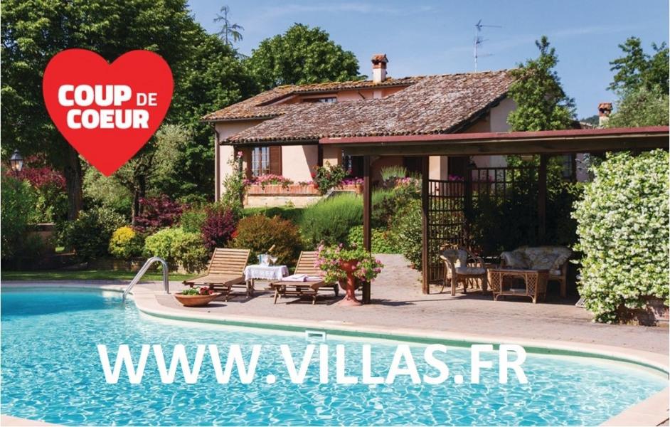 Ferienwohnungen Monte San Savino - Haus - 10 Personen - Grill - Foto Nr. 1