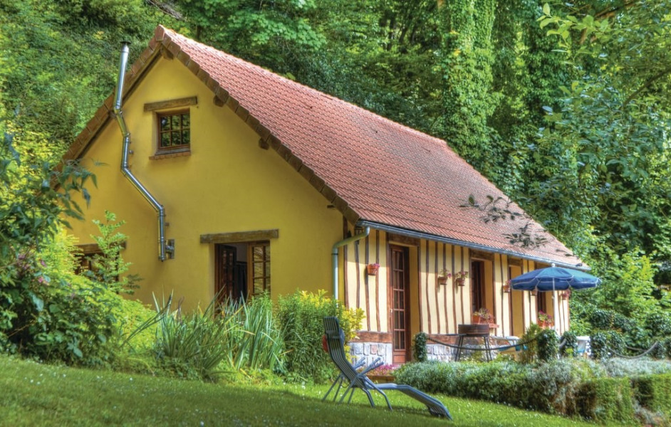 Holiday rentals Saâne-Saint-Just - House - 5 persons - BBQ - Photo N° 1