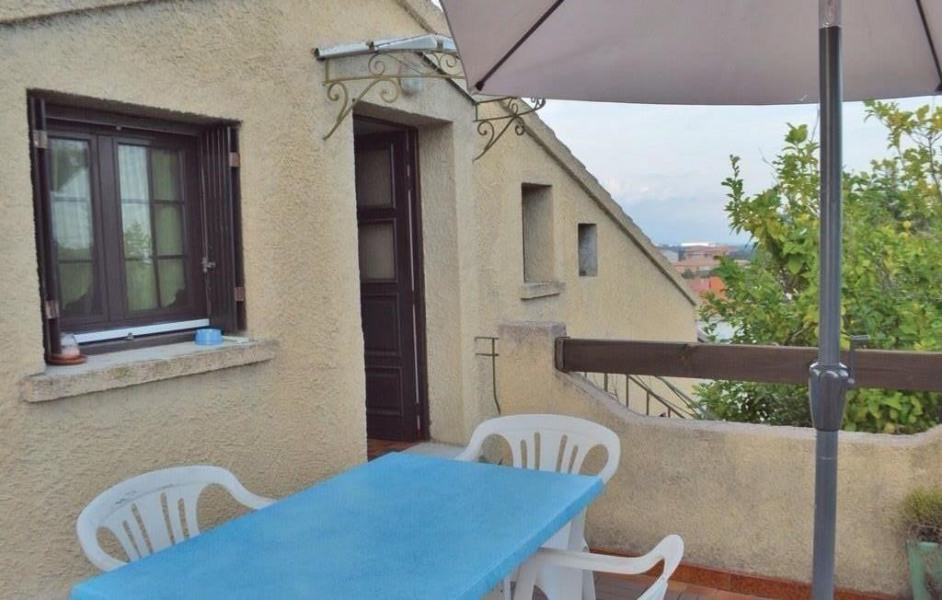 Location vacances Bastia -  Appartement - 4 personnes - Barbecue - Photo N° 1