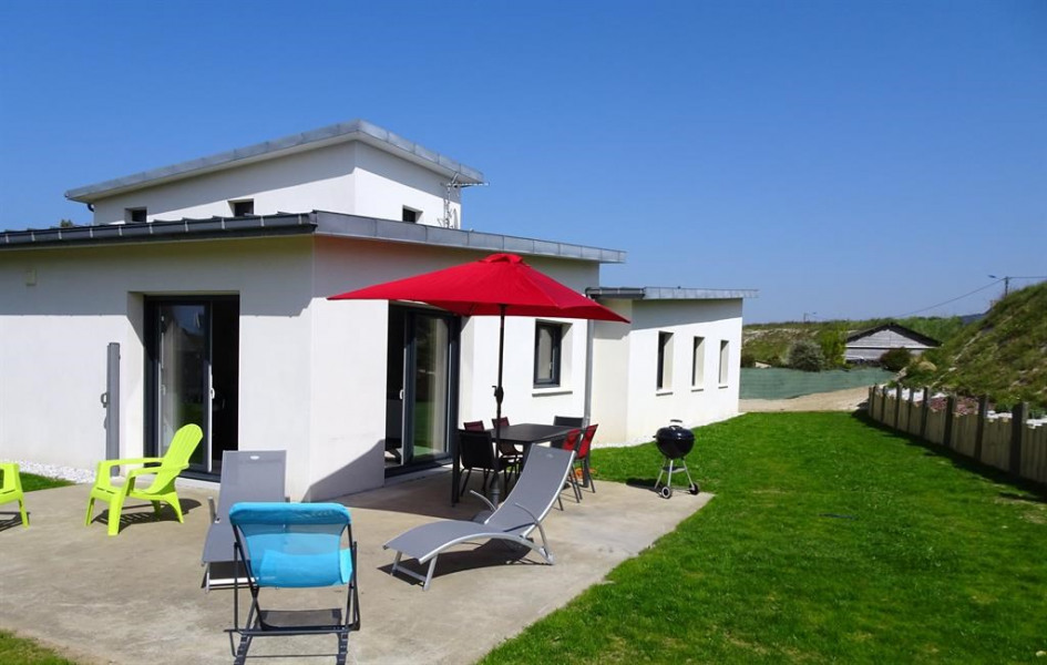 Holiday rentals Cléder - House - 6 persons - BBQ - Photo N° 1