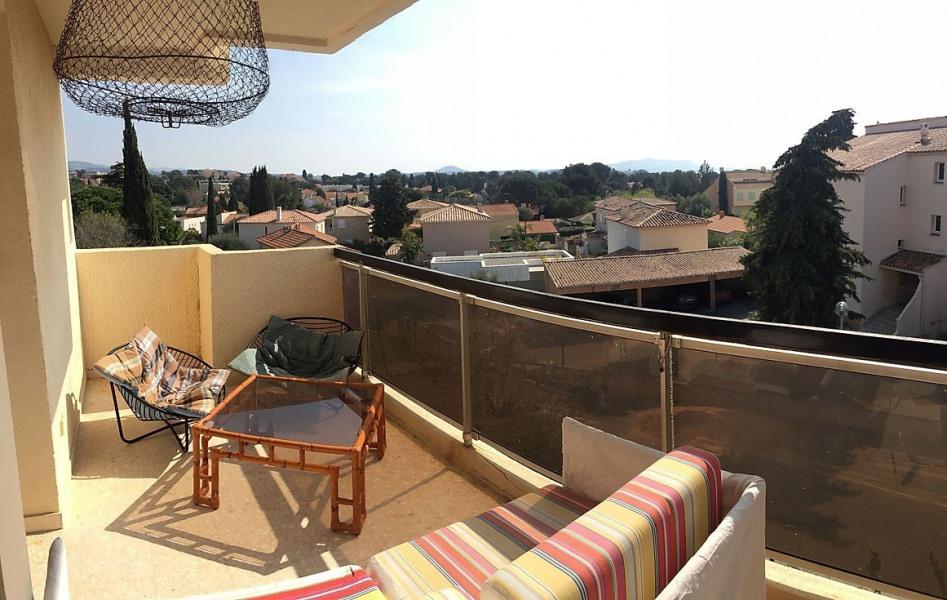Location vacances Bandol -  Appartement - 5 personnes - Télévision - Photo N° 1