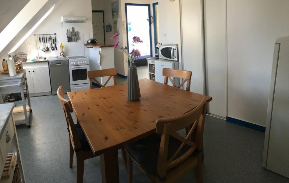 Location vacances Le Conquet -  Appartement - 4 personnes - Jardin - Photo N° 1