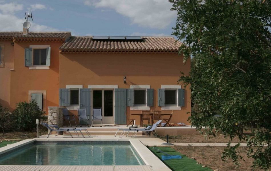 Location vacances Lacoste -  Gite - 7 personnes - Barbecue - Photo N° 1