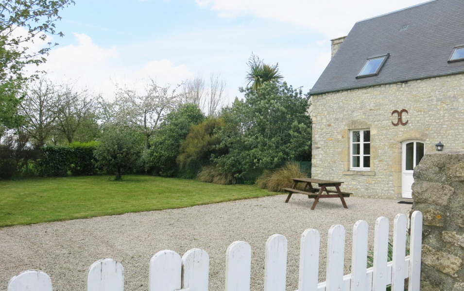 Location vacances Fresville -  Gite - 6 personnes - Barbecue - Photo N° 1